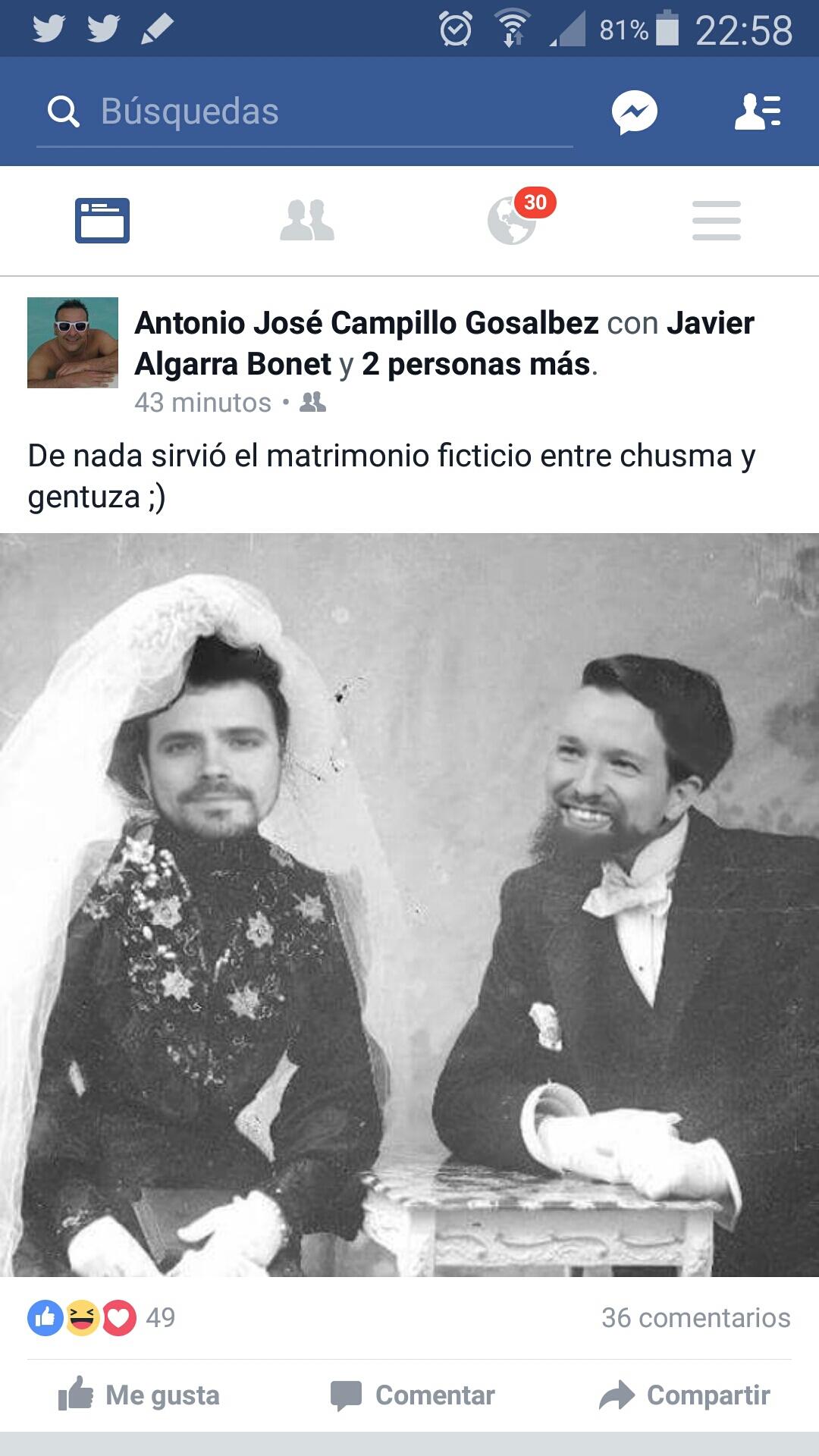 Ilustración facilitada en Facebook por Antonio José Campillo Gosálvez. No ha habido. Lasvocesdelpueblo.