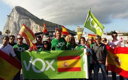 Última hora: Gibraltar libera al dirigente de VOX Mínguez, acudirá al mitin de cierre de campaña