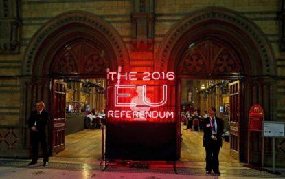 El Brexit gana el Remain: El 51,5% rechaza la Unión Europea tras 200 de los 382 escrutados