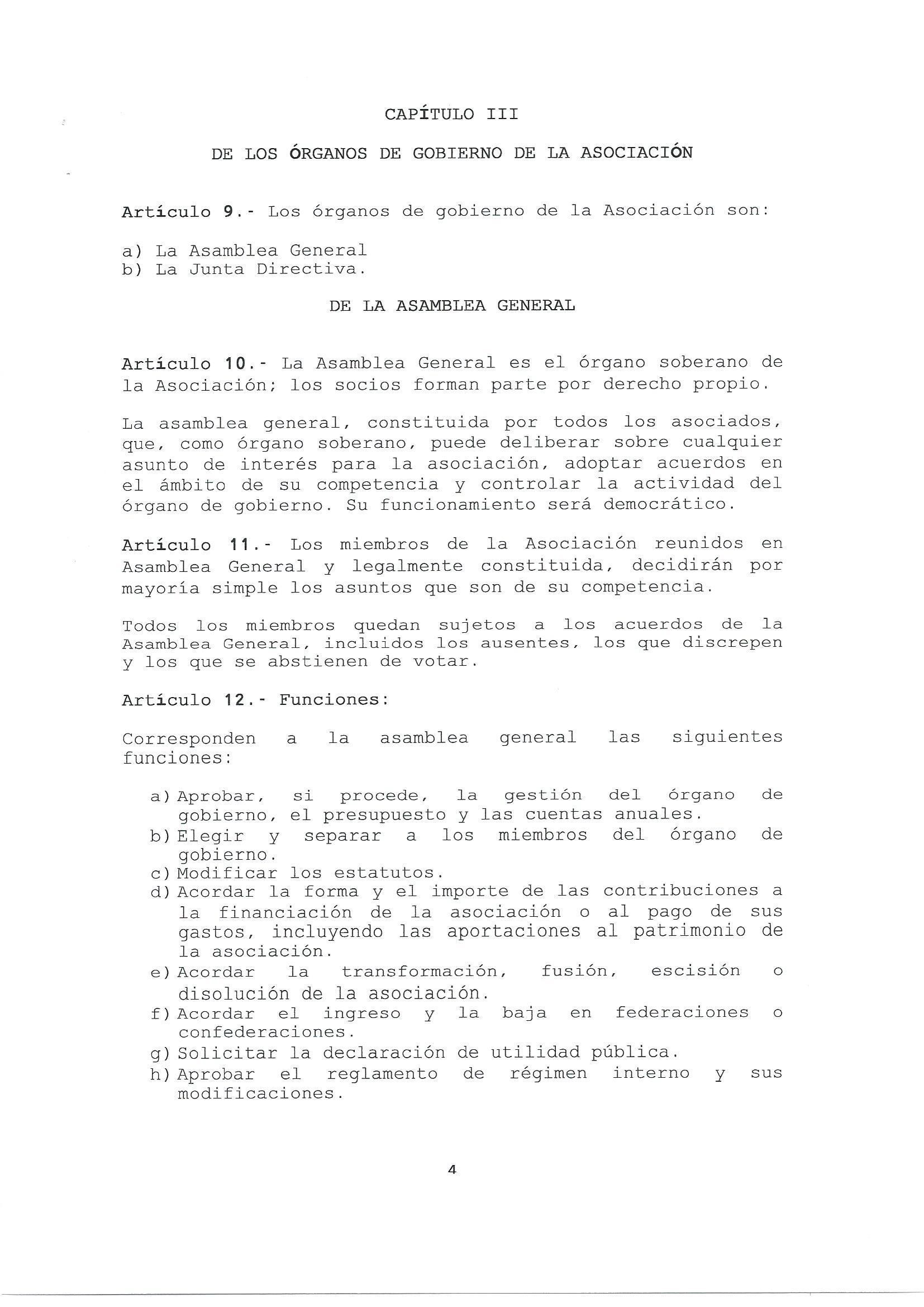 Estatutos RCC 4. lasvocesdelpueblo