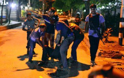 Ataque islamista yihadista con toma de rehenes en un restaurante español en Dacca (Bangladesh)