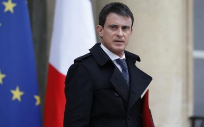 "Primer ministro de Francia: ""Si se rompe aquí, mañana se rompe Europa"""