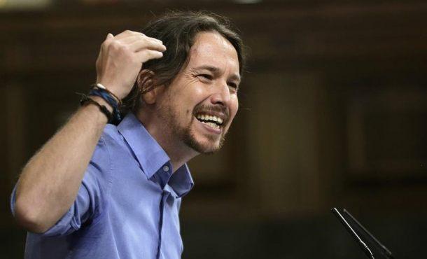 """Iglesias apoya al separatismo y """"vergüenza"""" una """"España con Gobierno corrupto"""" de parásitos del PP"""