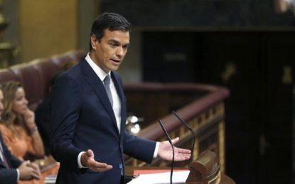 Discurso íntegro de Pedro Sánchez durante el debate de investidura de Mariano Rajoy, 31 de agosto