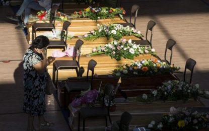Sube a 284 el número de muertos por el terremoto en Italia con Amatrice, localidad más afectada