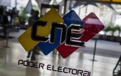 (CNE) de Venezuela dice que la segunda fase del revocatorio contra Maduro será el 24 y 30 de octubre