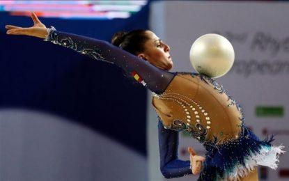 La española Carolina Rodríguez se clasifica para la final Gimnasia rítmica una puntuación 70,515