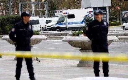 Al menos ocho muertos y 45 heridos en un atentado con coche bomba en Turquía