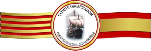 Logotipo de la plataforma de los españoles contrarios al separatismo en Cataluña adheridos al COFNE. Imagen cedida. Lasvocesdelpueblo.