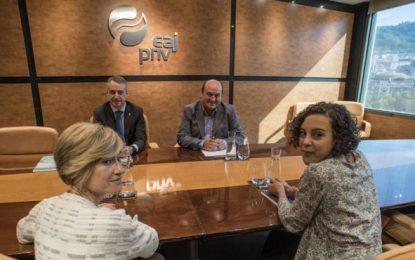 El partido separatista vasco: PNV pierde el escaño 29 en favor del terrorista Otegi