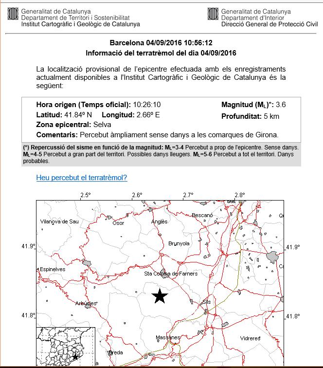 Datos facilitado por el Instituto Cartográfico de Cataluña. Lasvocesdelpueblo (1)