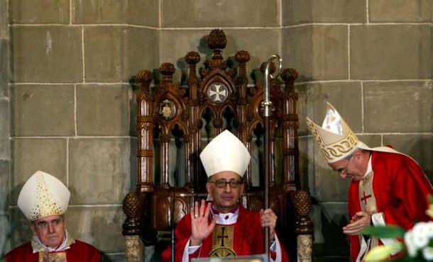 La iglesia catalana dice que los banqueros deben confesarse