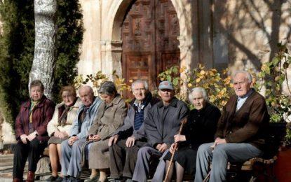 El gasto en pensiones sube un 3,1% en septiembre y se sitúa en 8.550 millones