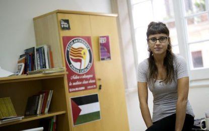 """La violenta edil de CUP Maria Rovira dice que ha sufrido """"una violación sexual"""" en plena calle"""