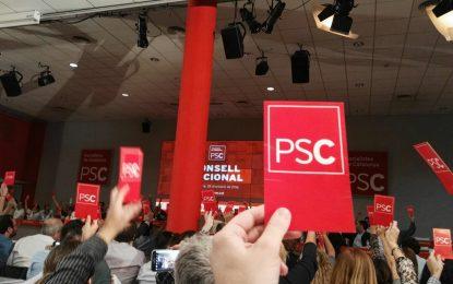 """PSC firma «¿Votar Sin Garantías? Conmigo Que No Cuenten», """"intentan callar a los catalanes"""""""