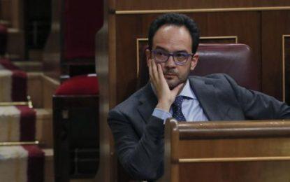 Discurso del portavoz del PSOE en la 2ª sesión de investidura de Mariano Rajoy, abstención del PSOE