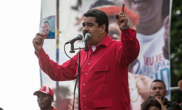 Rajoy pide laprohibición de viajar a Europa a cargos del régimen chavista de Nicolás Maduro