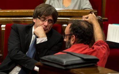 El secesionismo hace piña para golpear a Cataluña y resto de España en septiembre 2017
