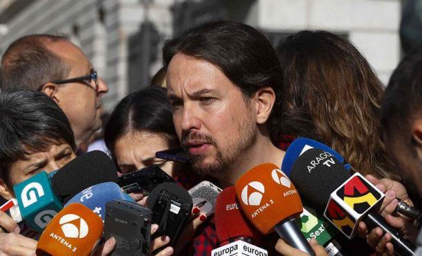 Iglesias exige el cese del ministro del Gobierno del PSOE que no paga Hacienda, Màxim Huerta