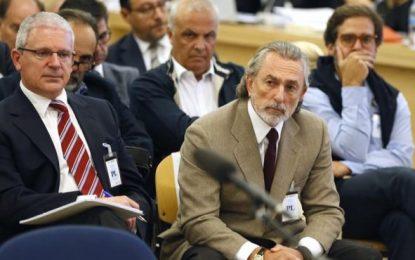 Juicio Oral por delitos de corrupción a 411 personas en 2017 en España