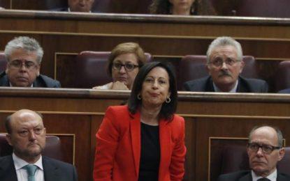 "15 de 83 diputados del PSOE rompem la disciplina de grupo socialista con ""no a Rajoy"""