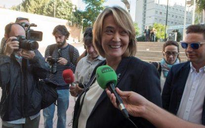 El Tribunal dice que mentir para un político del PP es legal, absuelta a la diputada del PP en Motril