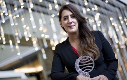 """Ganadora de 65 Premio Planeta Dolores Redondo: """"Era un sueño perseguido desde la adolescencia"""""""