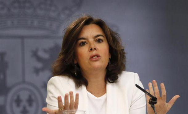 """El Gobierno """"recurrirá todas"""" las maniobras independentistas contra Puigdemont y compañías"""