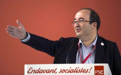 """Iceta: El PSC votará 'no' a Rajoy, """"No me creo que el PSOE se abstenga con lo de Gürtel"""""""
