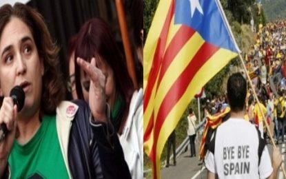 Alberto Fernández acusa a Colau de retorcer la historia para ocultar su gestión en Barcelona