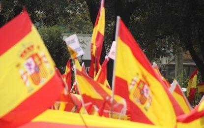 """Entidades facilitan: recorrido y manifiesto del 8-Oct, """"muerte al mal Gobierno de la Generalidad"""""""