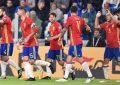España pasa de exhibirse a ceder un empate ante Italia en un duelo de estilos (1-1)