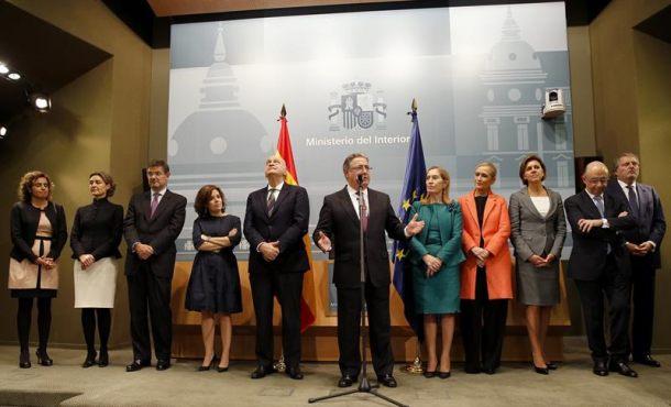 El ministro del interior juan ignacio zoido confiesa que for Ministro del interior espana 2016
