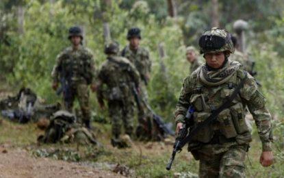 """4 días de otra burla de """"Acuerdo de Paz"""", la terrorista FARC abre el fuego contra el Ejército de Colombia"""
