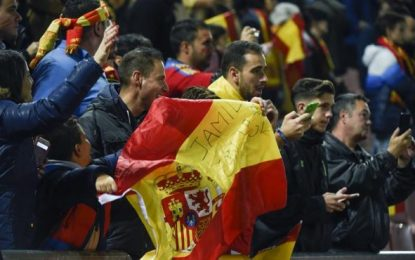 Granada no falla en la séptima visita de la Selección Española, golea 0-4 y sigue líder del grupo