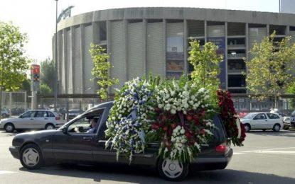 """Ada Colau creará una Funeraria Pública porque """"servicio funerario es demasiado caro"""" en Barcelona"""
