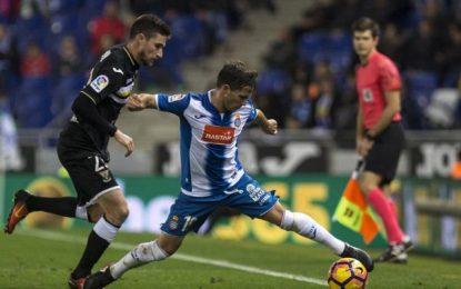 Contundente primer triunfo del Real Deportivo Club Español en su feudo, (3-0) ante Leganes
