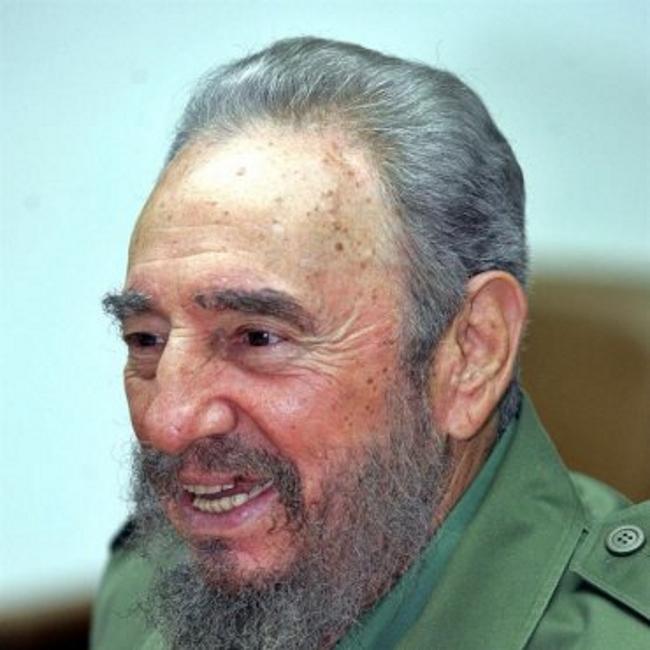 El expresidente cubano, Fidel Castro. Archivo Efe.