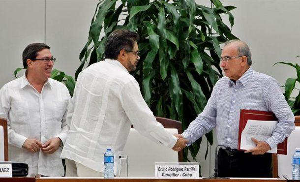 Colombia y asesinos terroristas de FARC firman otro