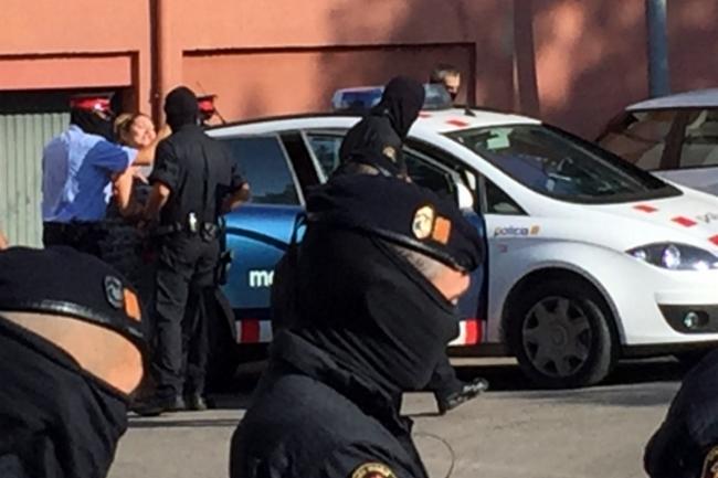 Atraco a punta de pistola en la oficina de Correos de Caldes de Malavella (Gerona) Cataluña