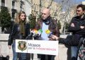 Los agentes separatistas en la Policía española en Cataluña apoyan a la detenida alcaldesa de CUP