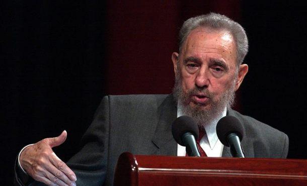 Imagen de archivo del fallecido expresidente cubano, Fidel Castro. Archivo Efe.