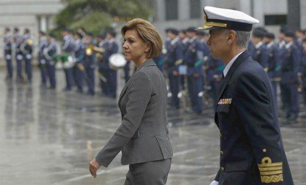Defensa manda revisar las efemérides que se publican y leen en cuarteles militares de España