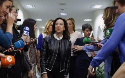 """8 de los 15 díscolos del PSOE votarán """"en conciencia"""" contra el PP, un """"derecho innegable"""""""