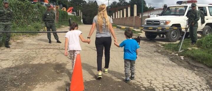 Lilian Tintori, esposa del preso opositor venezolano, está embarazada