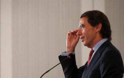 El PP descarta que Aznar vaya a emprender un Partido Político