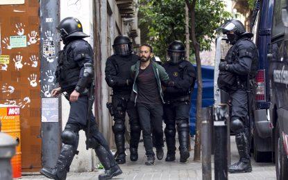 Director General de Policía Catalana: Los Mozos de Escuadra retirarán las urnas del Referéndum