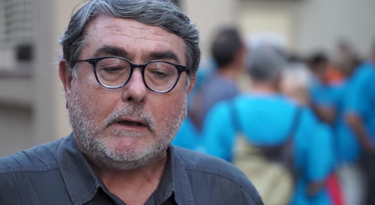 El fundador de la banda terrorista«Tierra Libre» convoca Huelga General en Cataluña el 8-N