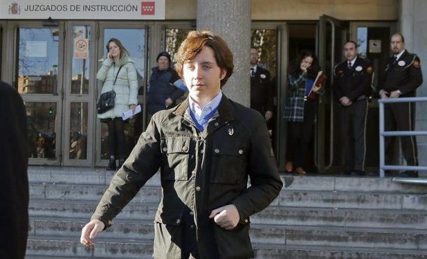 El pequeño Nicolás pide perdón al CNI y alega trastorno de la personalidad