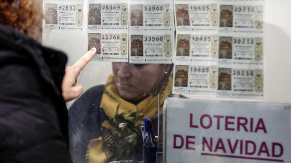 Hacienda se embolsará 194 millones de euros con la Lotería de Navidad. Efe.